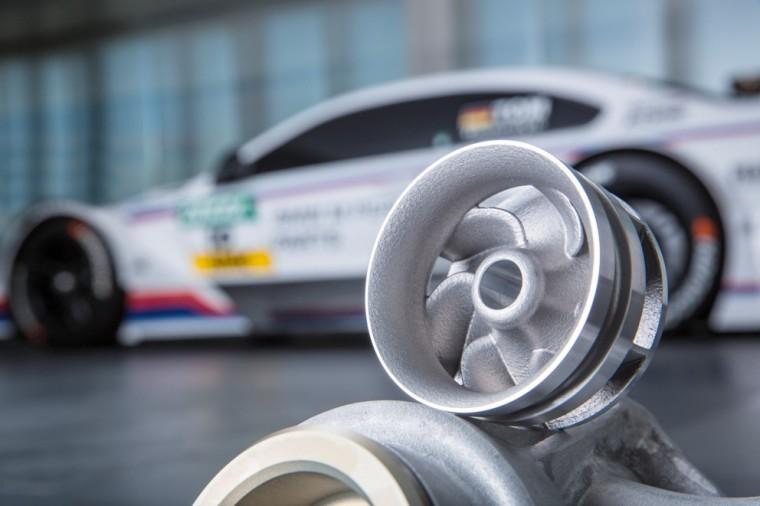 BMW Munich Plant 3D printed part