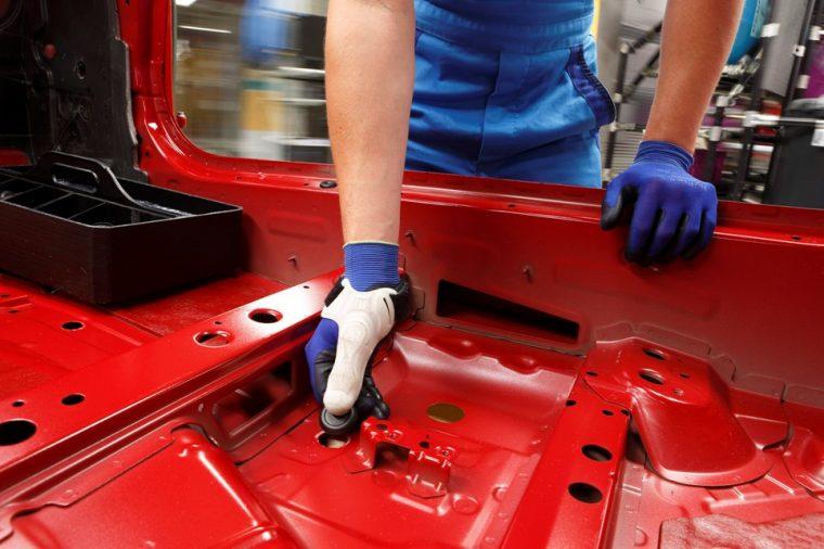BMW Munich Plant 3D printed tool