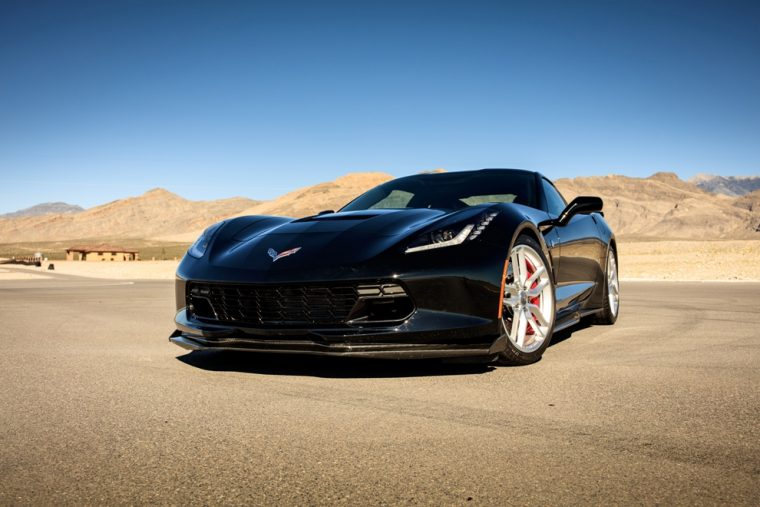 Performance Parts Corvette Stingray