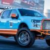 2015 SEMA Show Ford Galpin Auto Sports F-150
