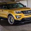 2015 SEMA Show Ford Goodguys Explorer Sport