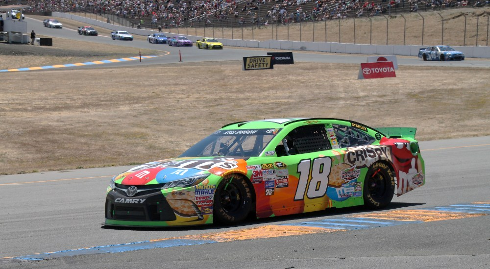 Toyota Shows Its American Patriotism Through NASCAR - The ...