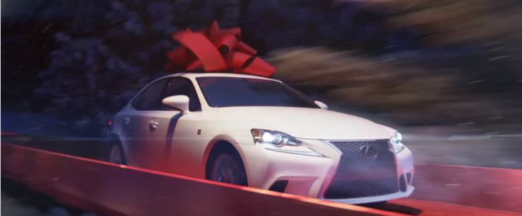 Lexus IS December to Remember