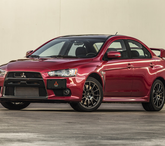 Mitsubishi Lancer Evo 1: Mitsubishi Announces Auction Of Lancer Evo Final Edition