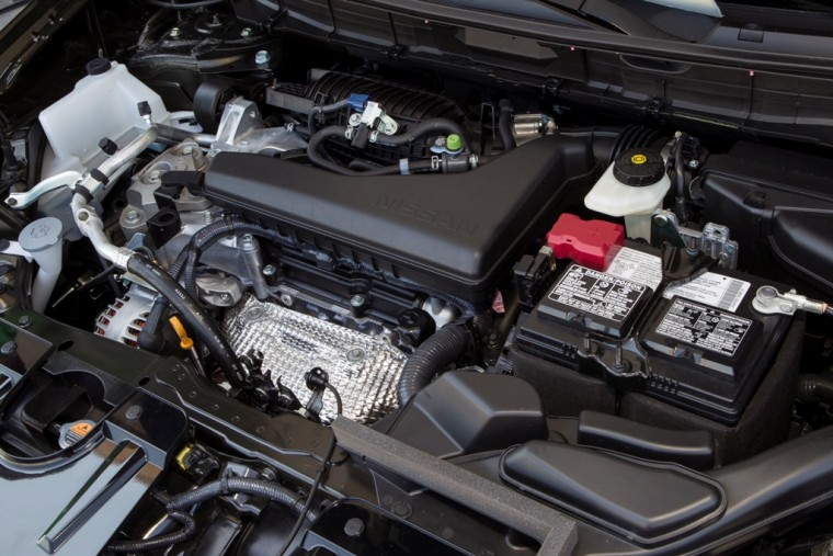 Nissan Rogue Engine