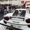 Police in Dubai have added a Porsche 918 Spyder to its feel of police vehicles