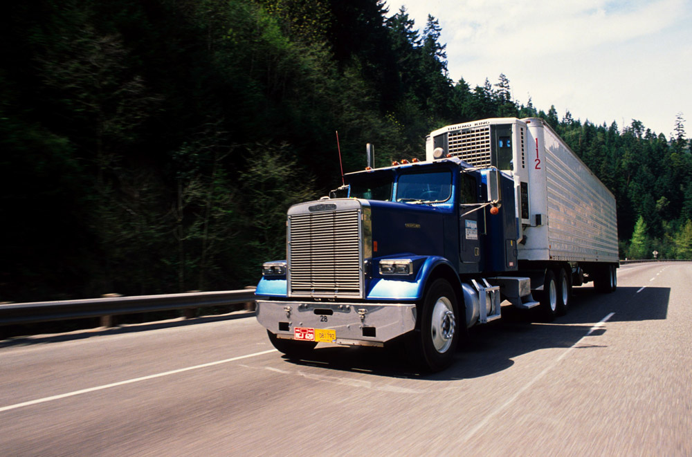 Study Semi Truck Drivers in Short Supply as Demand Keeps Increasing