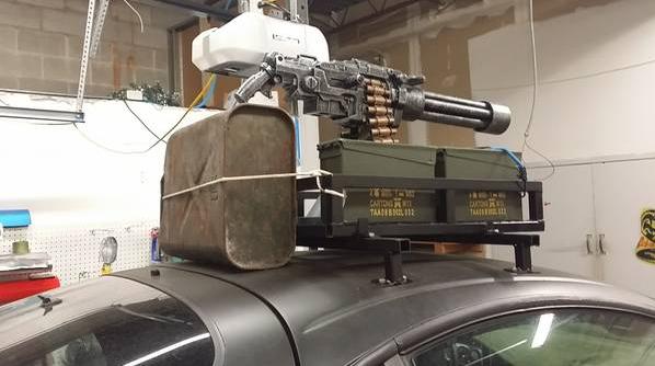 Zombie Slayer Weaponry