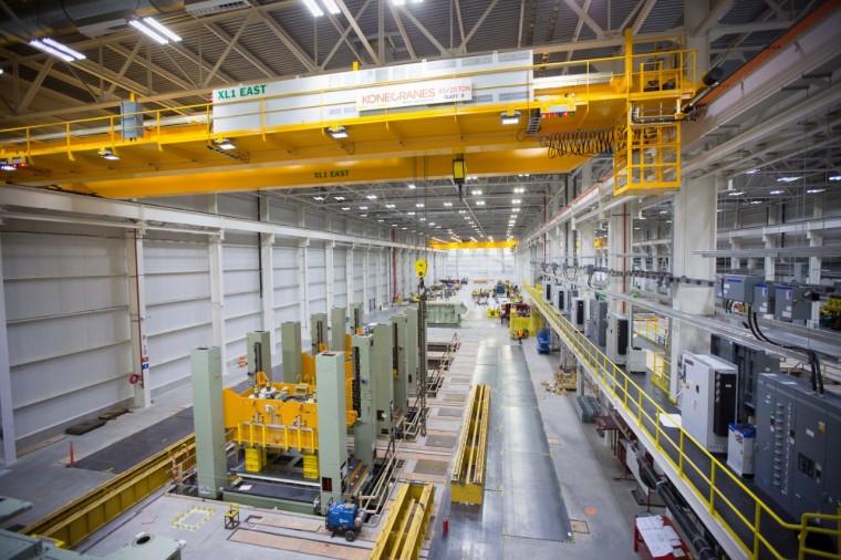 Lansing Grand River plant