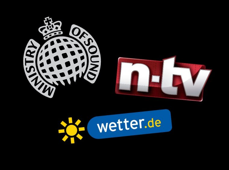 Ford SYNC with AppLink Wetter.de n-tv Ministry of Sound