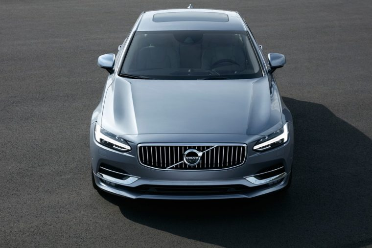 Volvo has finally released photos and specs for the new S90 sedan
