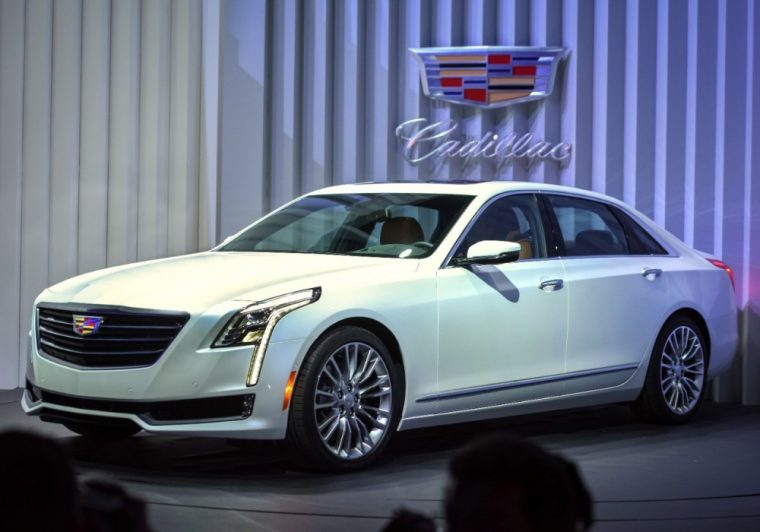2016 Cadillac Ct6 Overview The News Wheel