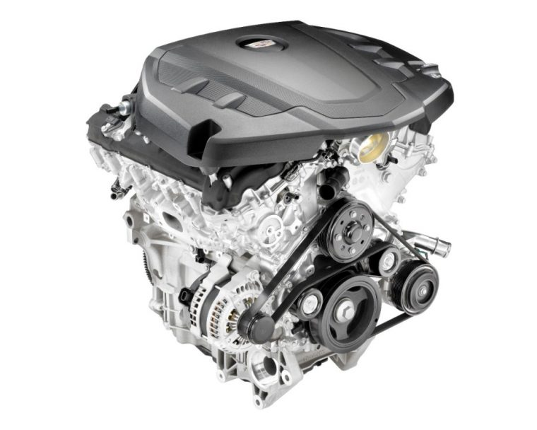 The 2016 Cadillac CT6 is available with a 3.6-liter V6 Twin Turbo