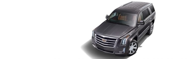 The 2016 Cadillac Escalade ESV comes with a 6.2-liter V8 engine and eight-speed automatic transmission