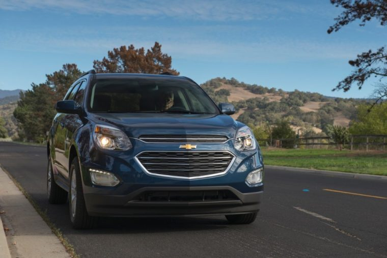 The Starting Msrp Of 2016 Chevrolet Equinox Is 22 600
