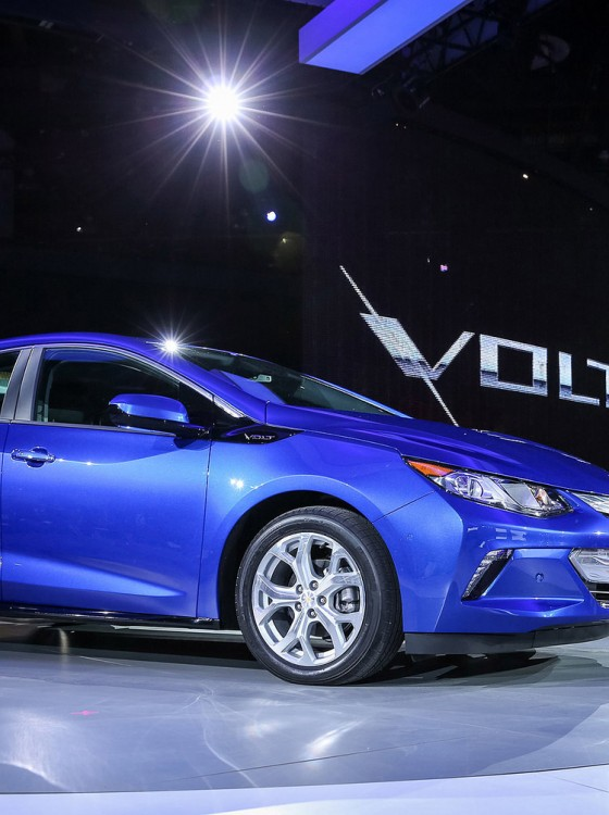 2016 Chevrolet Volt Overview The News Wheel