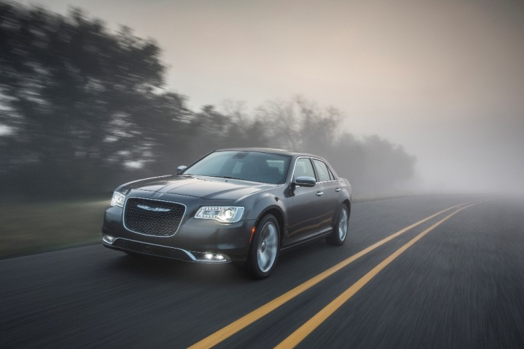 2016 Chrysler 300 Fog Safety