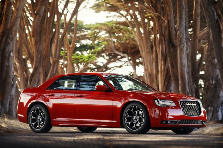 The 2016 Chrysler 300 comes with a 3.6-liter V6