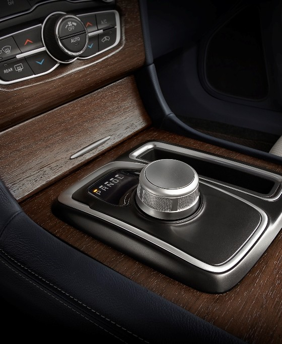 Rumor: Chrysler To Remove Rotary Dial Shifters From Future