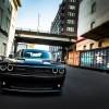2016 Dodge Challenger Front End Driving