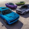 2016 Dodge Challenger Model Options