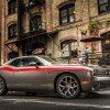 2016 Dodge Challenger Racing Stripe