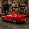 2016 Dodge Challenger Rear End