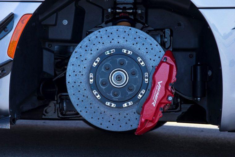 2016 Dodge Viper Brakes