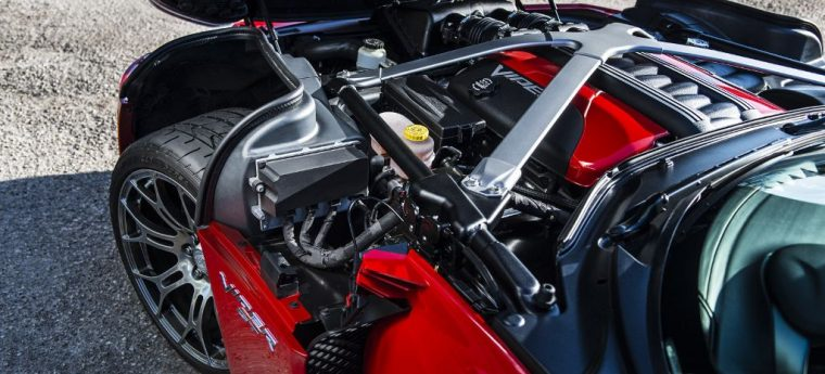 2016 Dodge Viper Engine