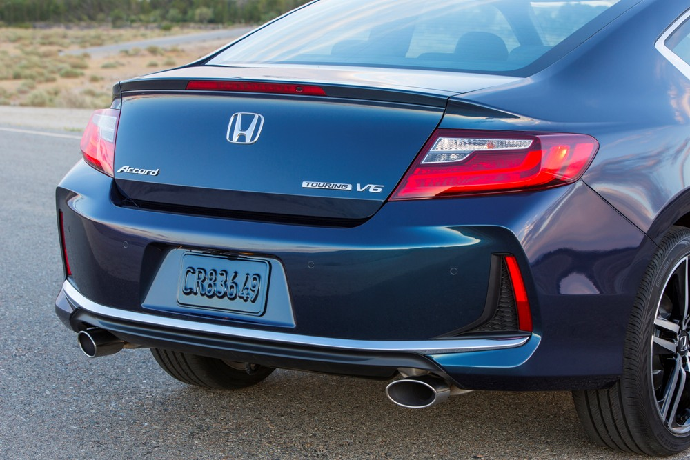 2016 honda accord coupe overview the news wheel. Black Bedroom Furniture Sets. Home Design Ideas