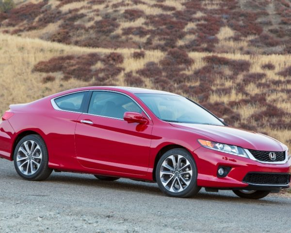2016 Honda Accord Coupe Overview The News Wheel