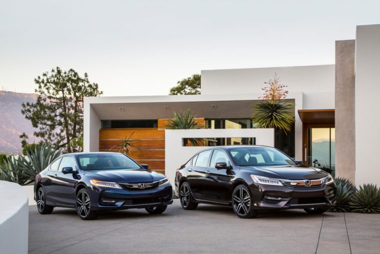 The 2016 Honda Accord Is Available In Either A Coupe Or Sedan