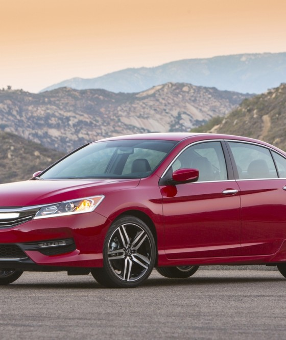 Honda Accord 2015 Pictures: 2016 Honda Accord Sedan Overview
