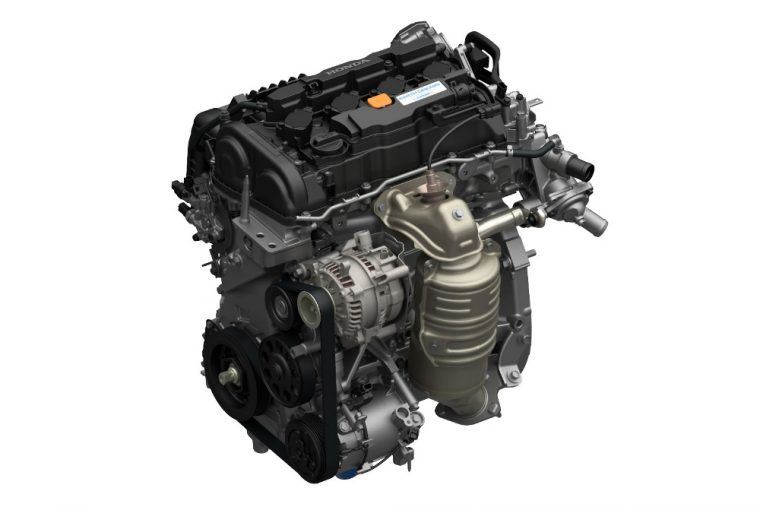 A 2.0-liter four-cylinder engine comes standard inside the 2016 Honda civic sedan