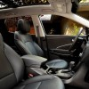 Interior of the 2016 Hyundai Santa Fe Sport
