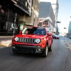 2016 Jeep Renegade City Driving