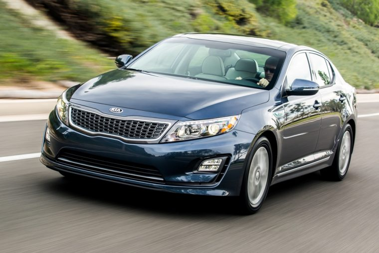 2016 Kia Optima Hybrid Overview The