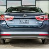 2016 Kia Optima Hybrid Rear End
