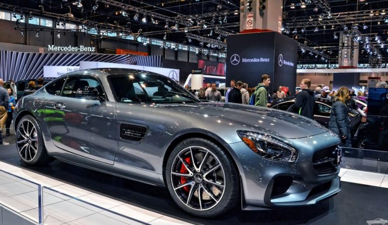 The 2016 Mercedes-AMG GT S earned a nomination for Motor Authority for its Best Car to Buy award