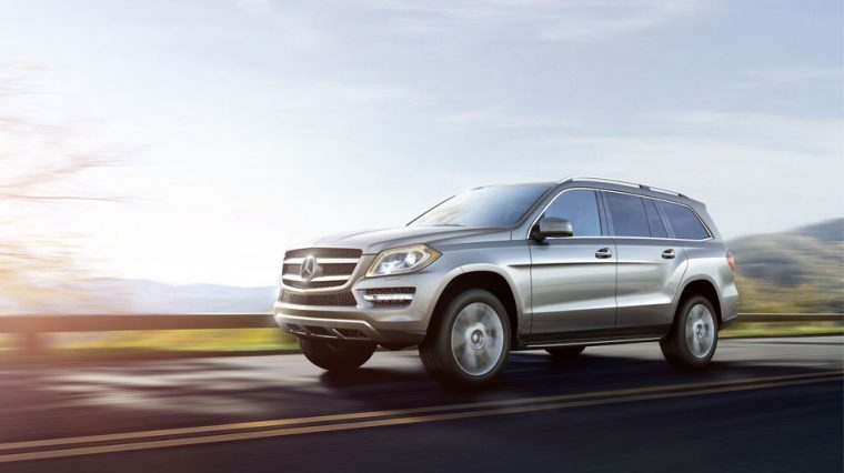 There are four different trim levels available for the 2016 Mercedes-Benz GL-Class