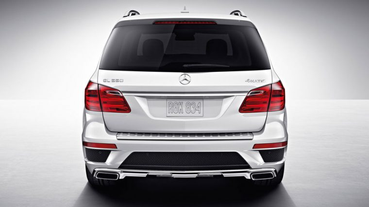 The 2016 Mercedes-Benz GL-Class is a full-size SUV
