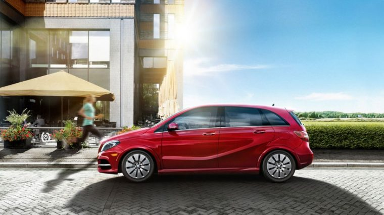 2016 Mercedes Benz B Class Electric Drive Overview The News Wheel