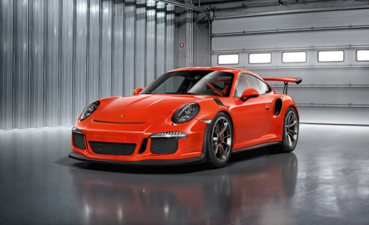 The 2016 Porsche 911 GT3 RS features a starting MSRP of $175,900