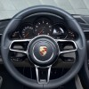 The 2016 Porsche 911 comes with a sport steering wheel
