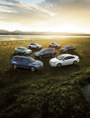 Subaru has once again been named the Best Resale Value Brand, and four of its models also earned top models, including the Forester and Legacy