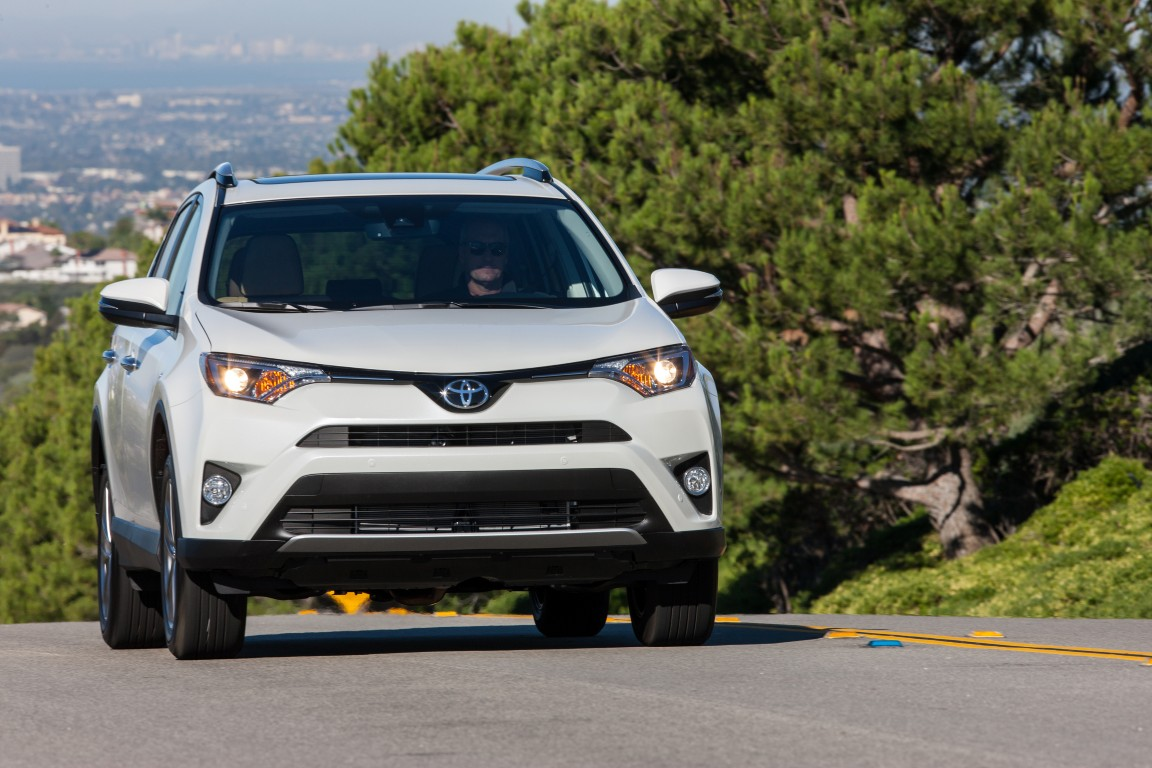 2016 Toyota Rav4 3 The News Wheel