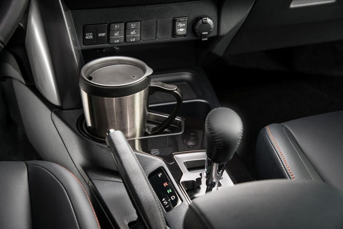 2016 Toyota Rav4 Interior 8 The News Wheel