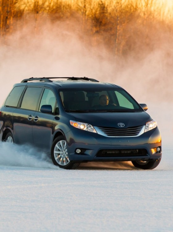 2016 Toyota Sienna Overview The News Wheel