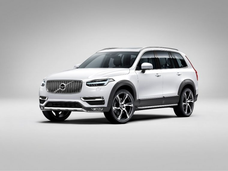 The 2016 Volvo XC90 SUV has taken the crown has the 2016 Yahoo Autos Ride of the Year