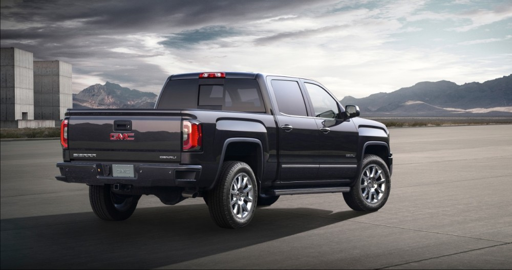 2016 GMC Sierra 1500 Denali Named Truck Trend's Truck of ...
